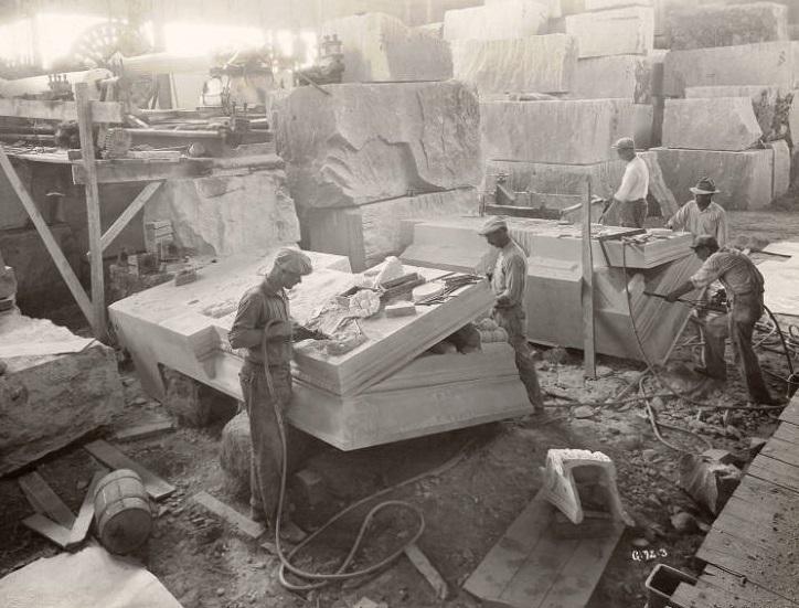 Indiana Limestone Carvers