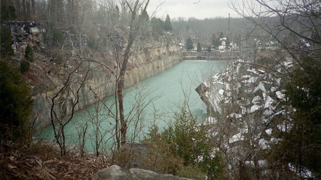 Old Sanders Quarry